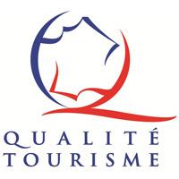 The domaine de la Garenne Lemot is labeled Qualité Tourisme